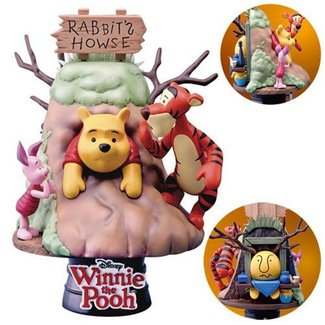 Beast Kingdom Disney Select: Winnie the Pooh Diorama