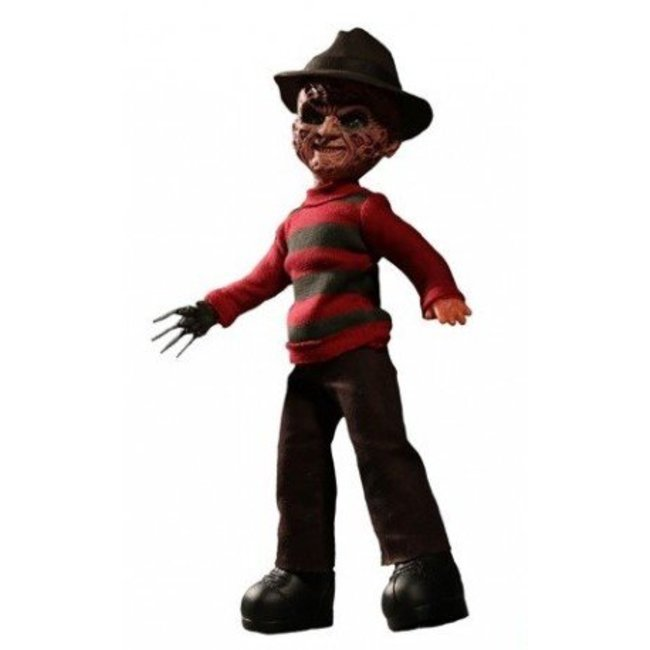 Mezco Toys Nightmare on Elm Street Talking Freddy Krueger 25 cm