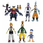Kingdom Hearts Select Action Figures 18 cm Packs Series 2 (3)