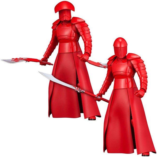 Kotobukiya  Star Wars Episode VIII ARTFX+ Statue 1/10 2-Pack Elite Praetorian Guards 19 cm