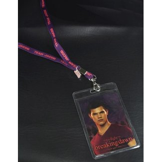 NECA  Twilight Breaking Dawn Lanyard With Charm Jacob