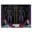 Planet of the Apes Action Figure 2-Pack Classic Gorilla Soldier Infantry