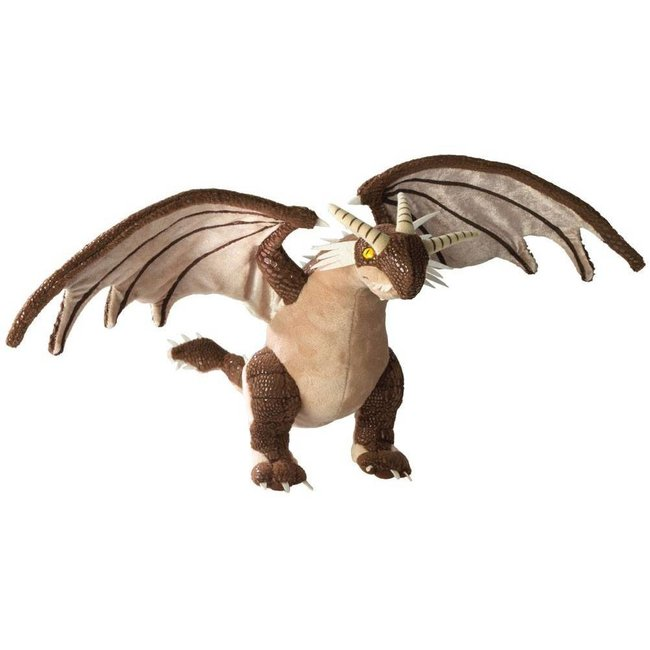 Noble Collection Harry Potter Collectors Plush Figure Hungarian Horntail 27 x 45 cm
