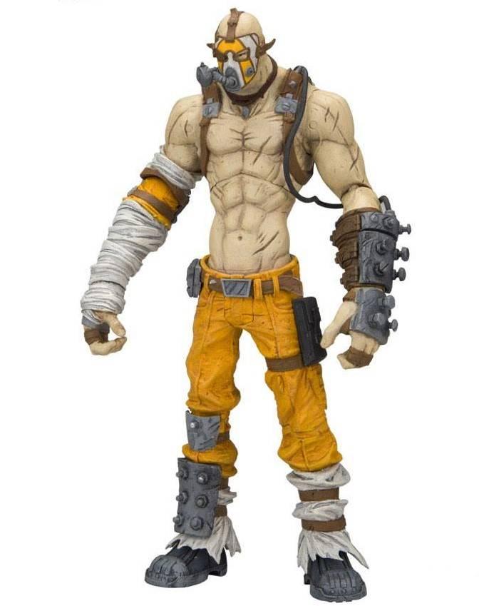 "Borderlands 2 Krieg 7/"" Scale Action Figure McFarlane Toys 2019!"