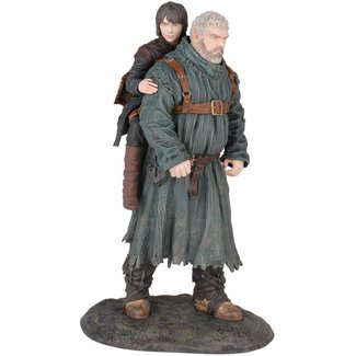 Game of Thrones PVC Statue Hodor & Bran