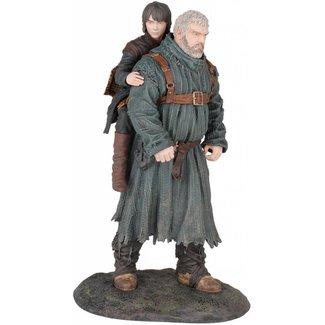 Game of Thrones PVC Statue Hodor & Bran