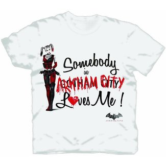 Arkham City T/S Somebody Loves Me