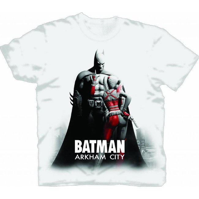 Arkham City T/S Harley Points