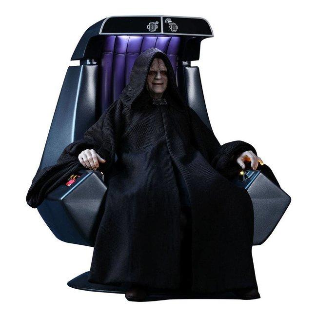 Star Wars Episode VI MMS AF 1/6 Keizer Palpatine Deluxe Version 29 cm
