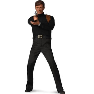 James Bond Live and Let Die Collector Figure Series Action Figure 1/6 James Bond 30 cm