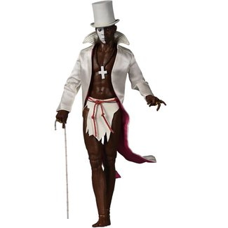 Big Chief Studios James Bond Live and Let Action Figure 1/6 Baron Samedi 30 cm