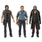 The Walking Dead TV Version Action Figure 3-pack Allies 13 cm
