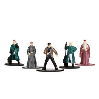 Harry Potter Nano Metalfigs Diecast Mini Figures 5-Pack Set B