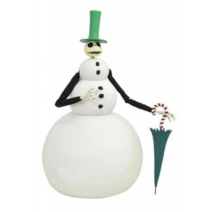 Nightmare before Christmas Deluxe Doll Snowman Jack 40 cm