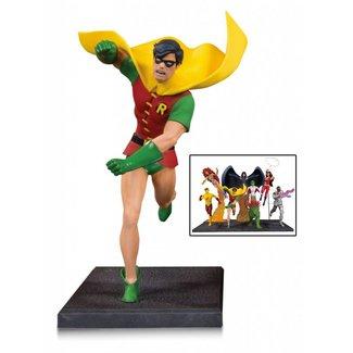 DC Collectibles Teen Titans Multi-Part Statue Robin 19 cm (Part 1 of 7) Statues DC Comics