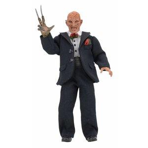 A Nightmare on Elm Street 3 Retro Action Figure Tuxedo Freddy 20 cm