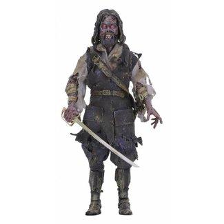 NECA  The Fog Retro Action Figure Captain Blake