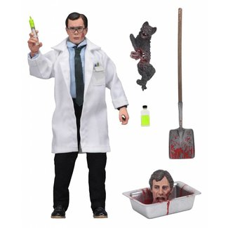 NECA  Re-Animator Retro Action Figure Herbert West