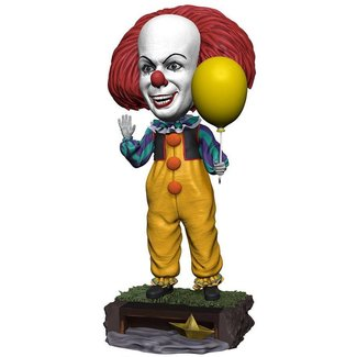 NECA  Stephen King's It 1990 Head Knocker Bobble-Head Pennywise 20 cm