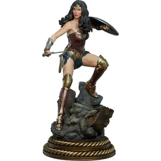 Sideshow Collectibles Batman v Superman Dawn of Justice Premium Format Figure Wonder Woman