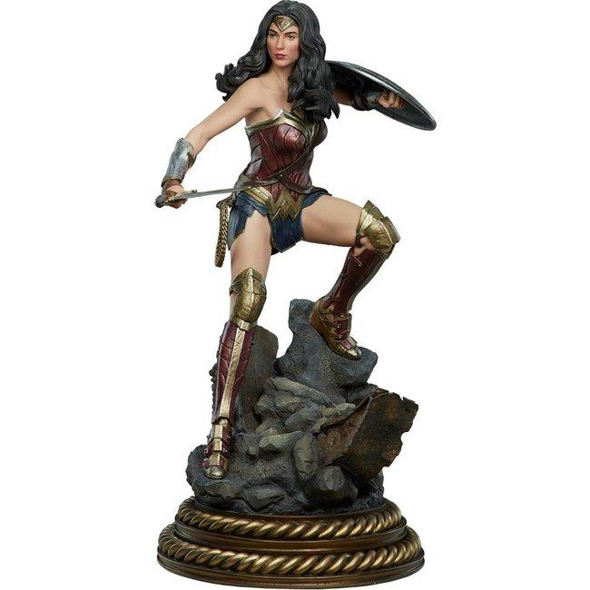 Sideshow Collectibles Batman v Superman Dawn of Justice Premium Format Figure Wonder Woman