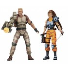 Alien vs. Predator 1994 Action Figure 2-Pack Dutch & Linn 18 cm