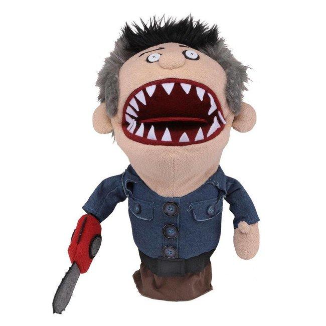 NECA  Ash vs Evil Dead Hand Puppet Possessed Ashy Slashy 38 cm