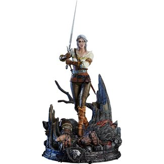 Prime 1 Studio Witcher 3 Wild Hunt Statue Ciri of Cintra 69 cm