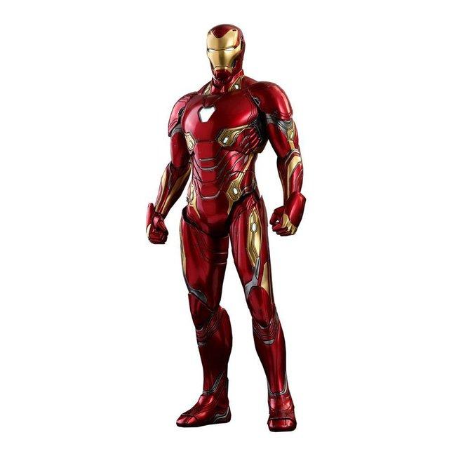 Hot Toys Avengers Infinity War Diecast Movie Masterpiece Action Figure 1/6 Iron Man 32 cm