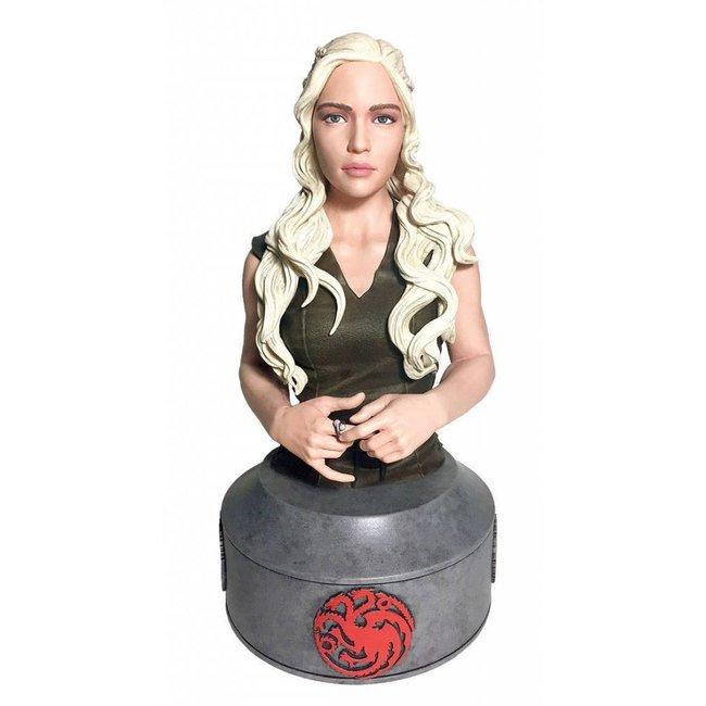 Game of Thrones Bust Daenerys Targaryen Mother of Dragons 20 cm