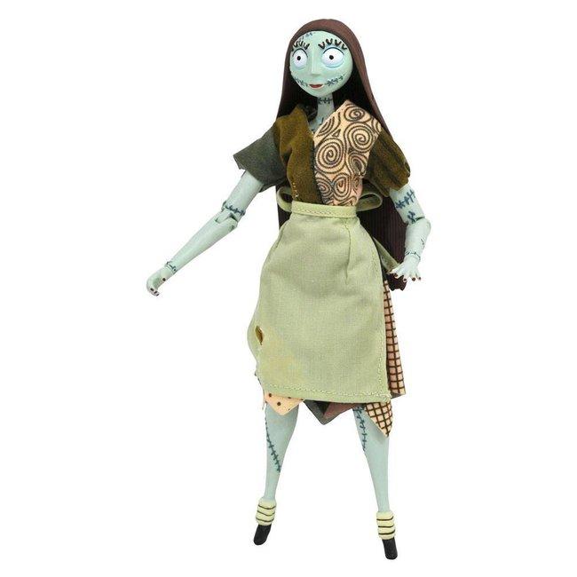 Diamond Select Toys Nightmare before Christmas Silver Anniversary Action Figure Sally 25 cm
