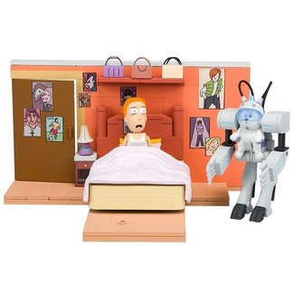 McFarlane Rick and Morty Medium Construction Set You Shall Now Call Me Snowball