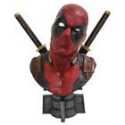 Legendary Comics Marvel Bust 1/2 Deadpool 25 cm