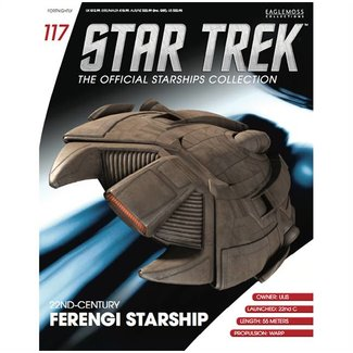 Eaglemoss Collections Star Trek Official Starships Collection #117