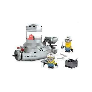 Despicable Me Mega Bloks Set Minion Mobile
