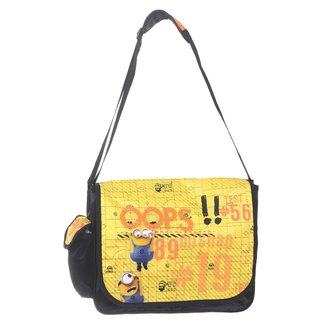 Despicable Me 2 Messenger Bag Minion Mishap