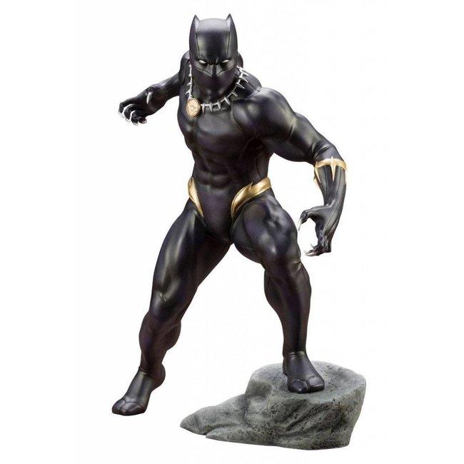 Kotobukiya  Marvel ARTFX+ PVC Statue 1/10 Black Panther 17 cm