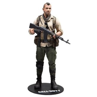 McFarlane Call of Duty Action Figure John 'Soap' MacTavish 18 cm