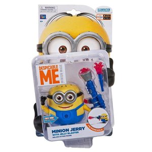Despicable Me 2 Jerry Jelly Dart Blaster Action Figure