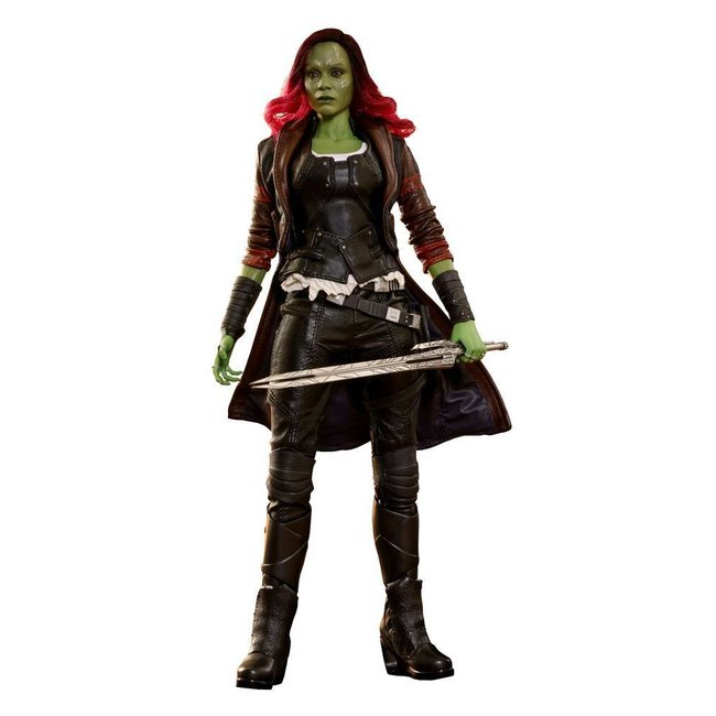 Hot Toys Guardians of the Galaxy Vol. 2 MMS Action Figure 1/6 Gamora 28 cm