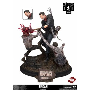 The Walking Dead Statue Negan 30 cm