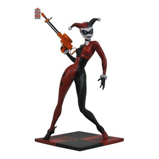 Diamond Select Toys Batman The Animated Series Premier Collection Statue Harley Quinn 30 cm