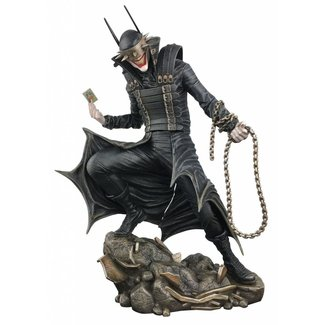 Diamond Select Toys DC Gallery PVC Statue The Batman Who Laughs 23 cm