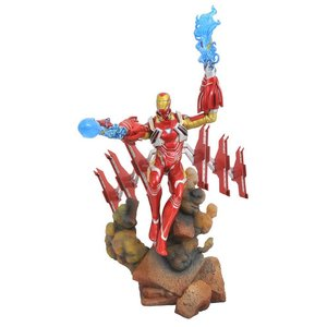 Avengers Infinity War Marvel Movie Gallery PVC Statue Iron Man MK50 23 cm