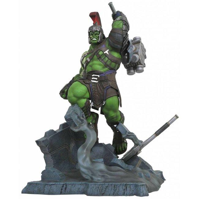 Diamond Select Toys Thor Ragnarok Marvel Movie Milestones Statue Gladiator Hulk 61 cm