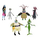 Nightmare before Christmas Select Action Figures 18 cm Series 6 Set (3)