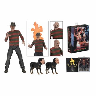 NECA  Nightmare on Elm Street - Ultimate Part 2 Freddy Action Figure
