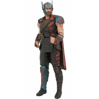 Diamond Select Toys Ragnarok Thor Marvel Select Actionfigur Thor