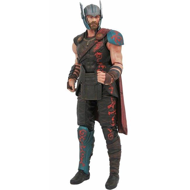 Diamond Select Toys Ragnarok Thor Marvel Select Actionfigur Thor