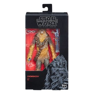 Hasbro Star Wars Solo Black Series Action Figure 2018 Chewbacca Exclusive 15 cm